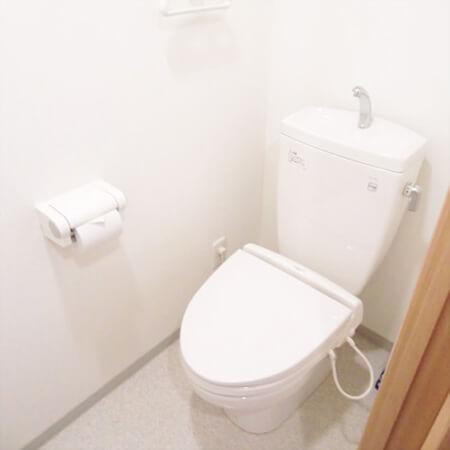 AS四条烏丸2【ハイグレードB】トイレ