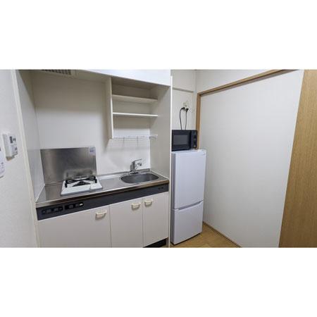 AS烏丸御池2 【ハイグレードA】 キッチン