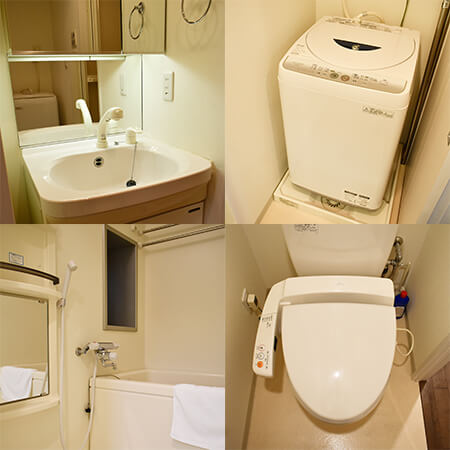 AS大阪天満宮3 【スタンダード】 水廻り設備