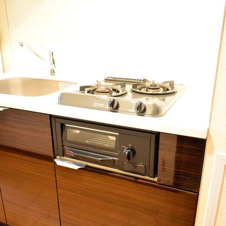 AS東本町2 【スタンダードA】 キッチン設備