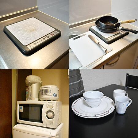 AS本町2 【スタンダード】 キッチン設備