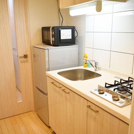AS江坂駅前 【ハイグレードA】 キッチン