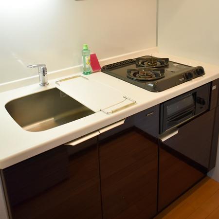 AS大阪・梅田北2 【エクセレントA】キッチン