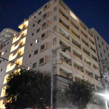 AS大阪・梅田北3 【ハイグレード】 外観