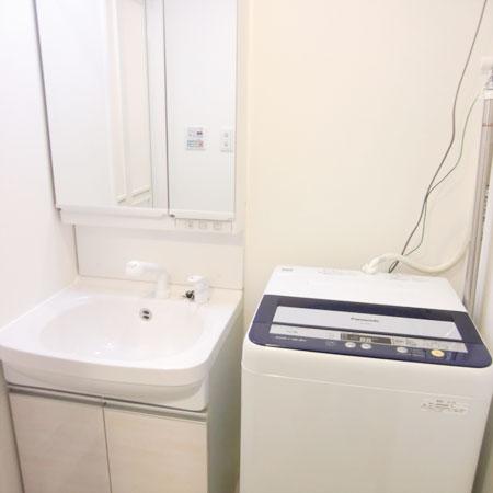 AS本町4【スタンダード】洗面台