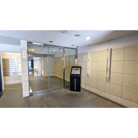 AS大阪・梅田3 【スタンダード】トイレ