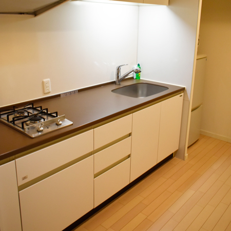 AS心斎橋4 【スタンダードA】 キッチン