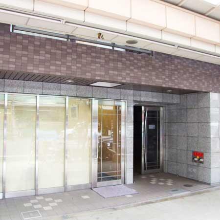 AS心斎橋7【スタンダード】外玄関