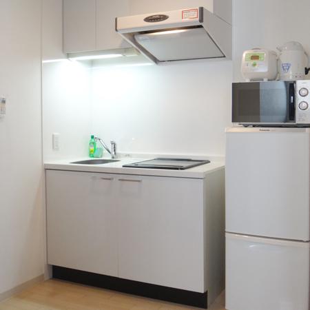 AS新大阪駅前 【エクセレントA】キッチン