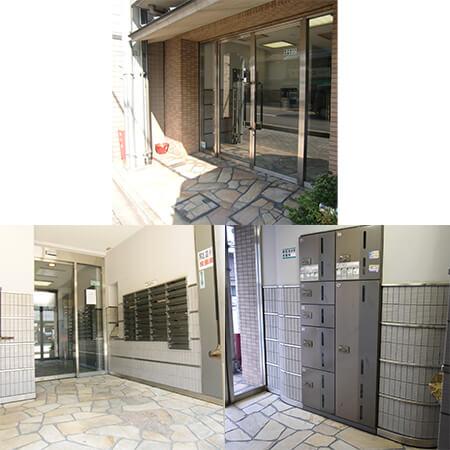 AS東山 【ハイグレード】 外玄関等