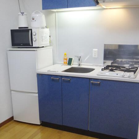 AS四条烏丸5 【エクセレント】 キッチン
