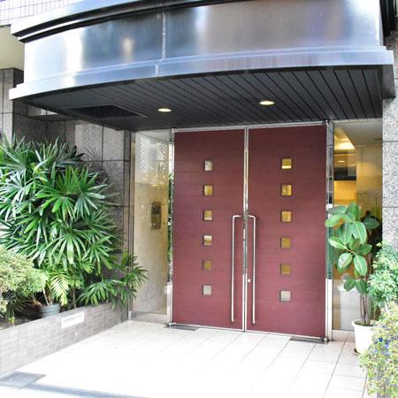 AS堺筋本町2 【スタンダード】 外玄関・エントランス