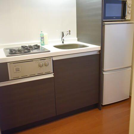 AS新大阪6 【ハイグレード】 キッチン