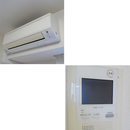 AS大阪・梅田北2【エクセレントB】室内設備