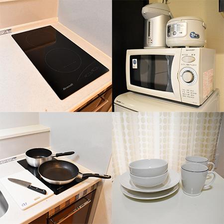 AS心斎橋3 【ハイグレード】 キッチン設備