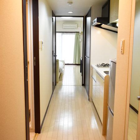 AS京都駅EAST 【ハイグレード】 キッチン設備