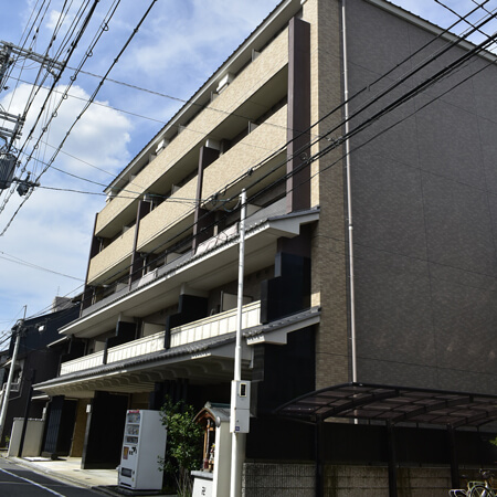 AS京都駅EAST 【ハイグレード】 外観