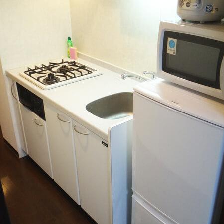 AS烏丸御池3 【ハイグレードB】 キッチン