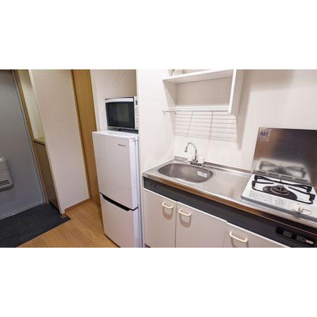 二条烏丸-1 キッチン