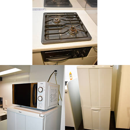 AS四条 【スタンダードB】 キッチン設備