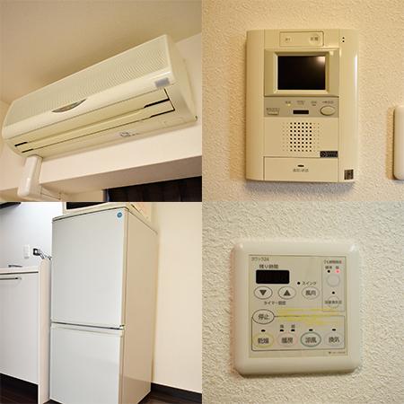 AS京都市役所前3 【プレミアム】 室内設備