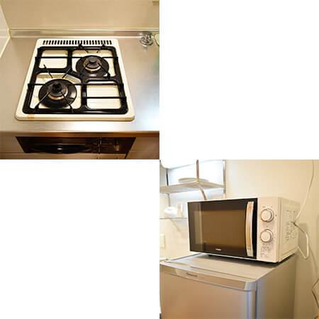 中之島-3 キッチン設備