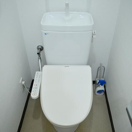 AS本町1 【ハイグレード】 トイレ