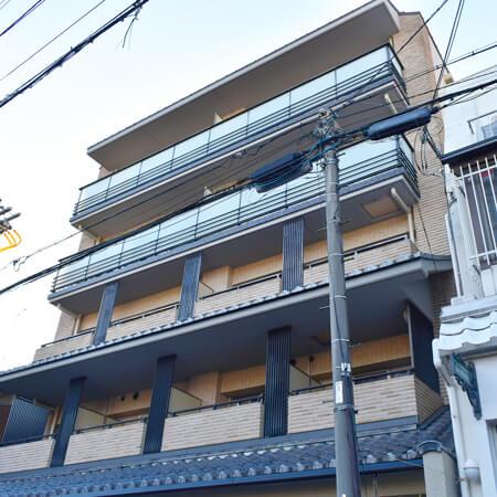 AS祇園河原町【スタンダード】洋室①