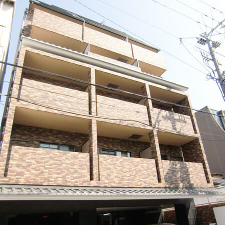 AS京都市役所前3 【ハイグレード】 外観