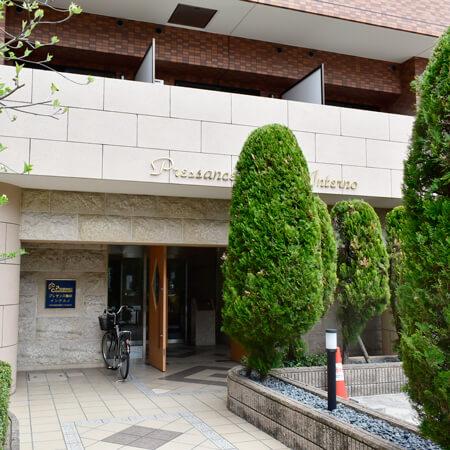 AS大阪駅前3 【スタンダード】 外玄関