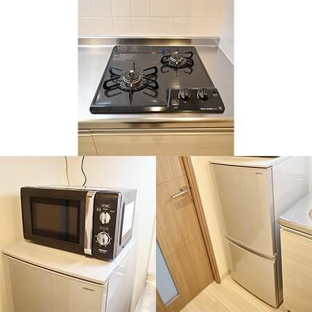 AS京橋2 【ハイグレード】 キッチン設備