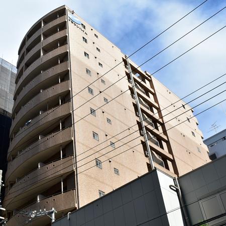 AS堺筋本町3  【ハイグレード】 外観