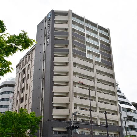 AS大阪・梅田東3 【ハイグレード】 外観