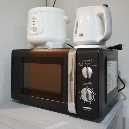 AS大阪・梅田東2 【ハイグレードB】 キッチン設備