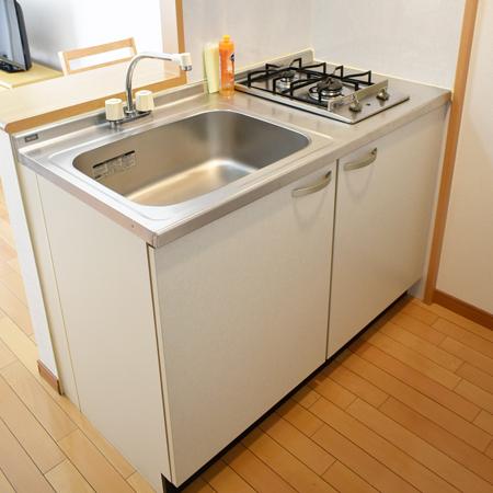 AS堺筋本町4 【ハイグレード】 キッチン