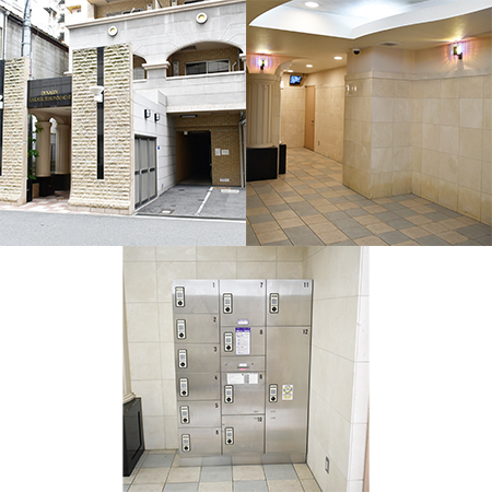 AS堺筋本町4 【ハイグレード】 外玄関等