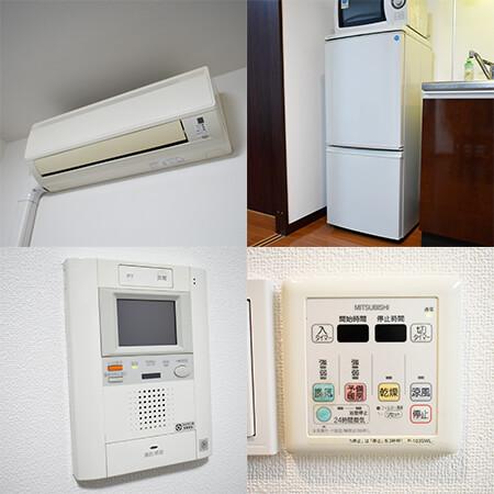 AS新大阪 【エクセレント】 室内設備