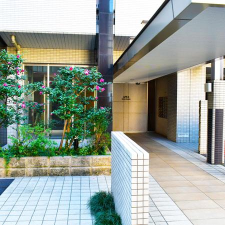 AS新大阪 【エクセレント】 外玄関等