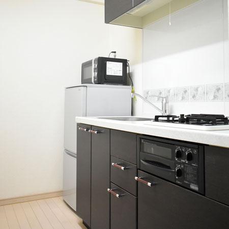 AS神戸三宮 【エクセレント】 キッチン