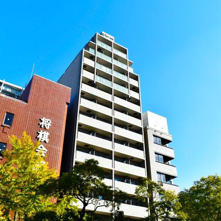 AS大阪駅前4 【スタンダード】 外玄関