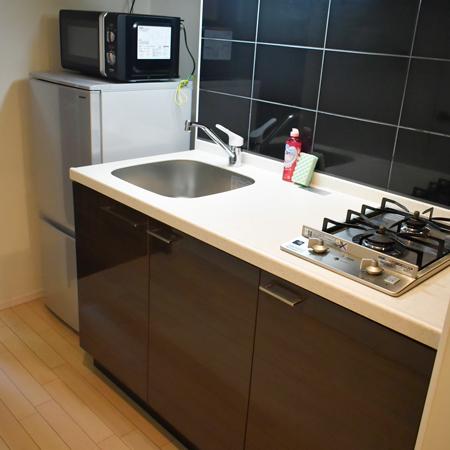 AS江坂駅前 【エクセレントB】 キッチン