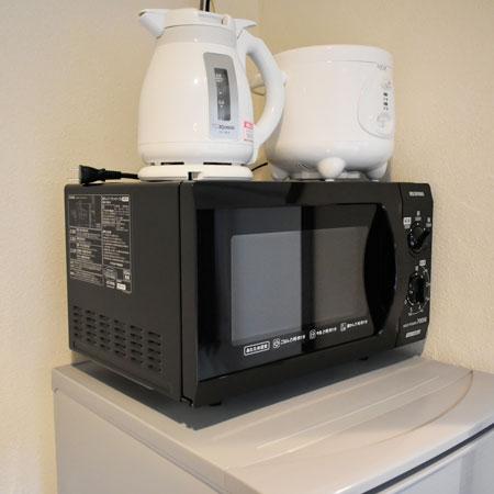 AS京都市役所前3 【スイート】 キッチン設備