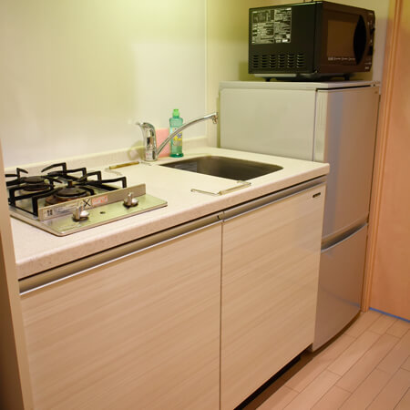 AS京都駅西 【スタンダードA】 キッチン