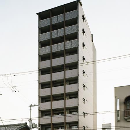 AS京都駅西 【スタンダードA】 外観