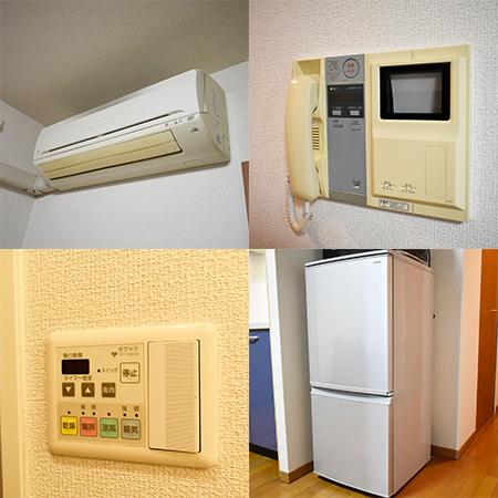 AS心斎橋2 【ハイグレードB】 キッチン設備
