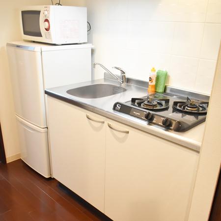 AS京橋3 【ハイグレード】 キッチン