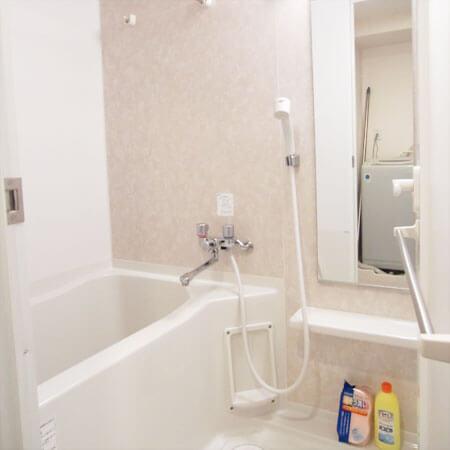 AS四条烏丸4【ハイグレード】浴室