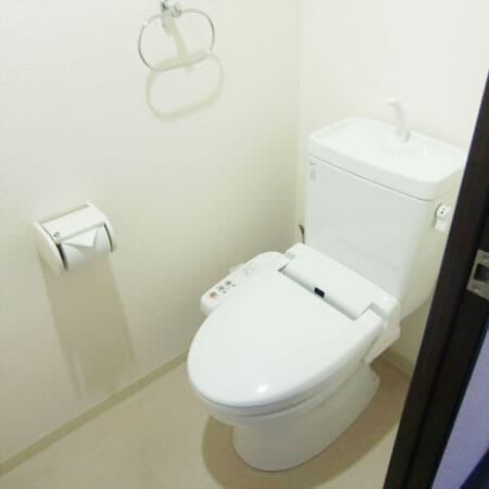 AS四条烏丸4【ハイグレード】トイレ