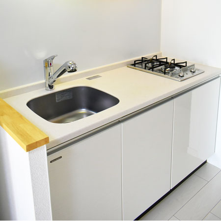 AS北浜2 【エクセレント】キッチン設備