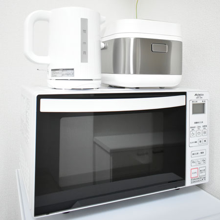 谷町グランツ キッチン設備